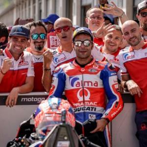 MotoGp: In Austria Petrucci conquista il quarto tempo, primo dei no-factory, di Roberto Pagnanini