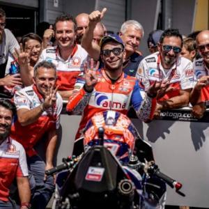 MotoGp: Petrucci sfiora il podio al Sachsenring, ancora polemiche con Lorenzo - Roberto Pagnanini