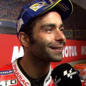 MotoGp: Petrux, obiettivo una gara come quella dello scorso anno - di Roberto Pagnanini