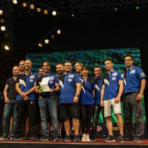 Team ufficiale GRT Yamaha diventa campione del mondo WorldSSP