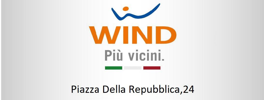 Wind Terni piazza della Repubblica